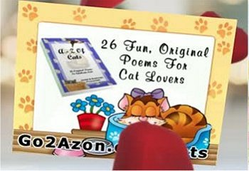 Short Cat Poems: A-Z Of Cats