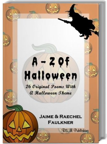 A - Z Of Halloween (Paperback Edition)