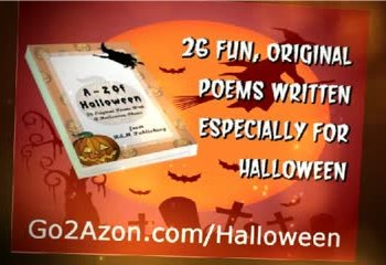 Halloween Poems: A-Z Of Halloween