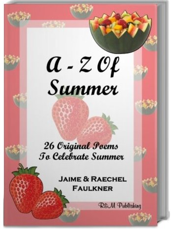 A - Z Of Summer (Paperback Edition)