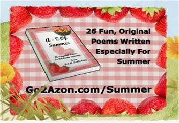 Short Summer Poems: A-Z Of Summer