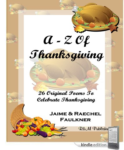 Buy A - Z Of Thanksgiving (US Kindle Edition) from Amazon.com