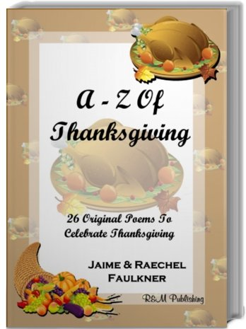 A - Z Of Thanksgiving (Paperback Edition)