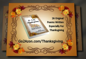 Short Thanksgiving Poems: A-Z Of Thanksgiving
