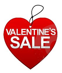 R&M Publishing's Valentine's Day Sale